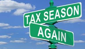 sign with tax season again